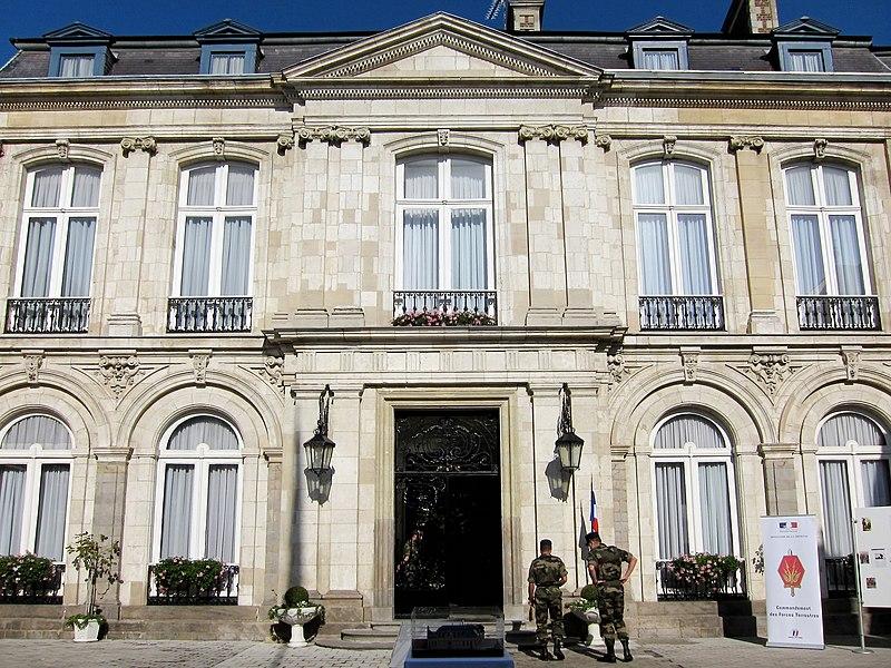 Photo du Monument Historique Hôtel d'Ailly-d'Aigrenont situé à Lille