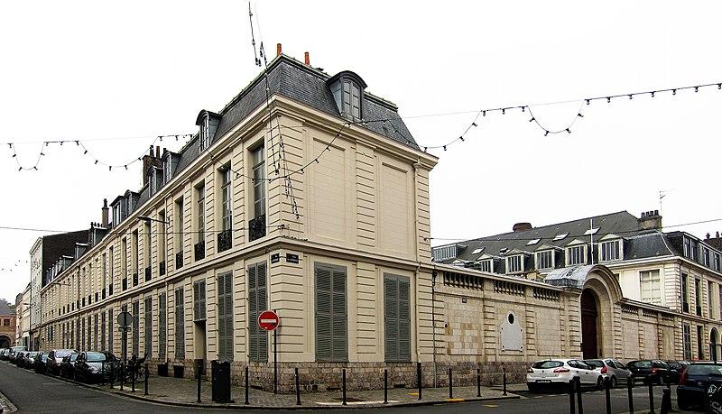 Photo du Monument Historique Hôtel Scrive, actuellement siège de la Direction régionale des Affaires culturelles du Nord-Pas-de-Calais situé à Lille