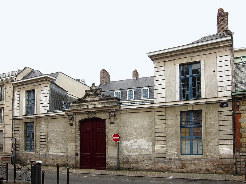 Photo du Monument Historique Hôtel Cardon de Montreuil situé à Lille
