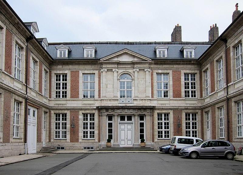 Photo du Monument Historique Ancien Hôtel de l'Intendance situé à Lille