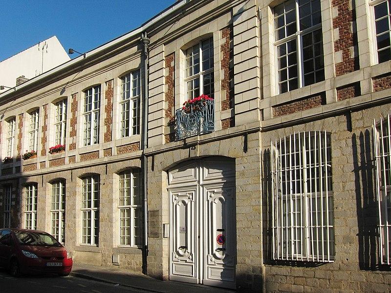 Photo du Monument Historique Hôtel particulier situé à Lille
