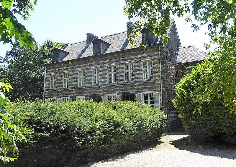 Photo du Monument Historique Château de Landas situé à Loos
