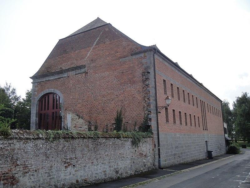 Photo du Monument Historique Edifice religieux situé à Maroilles