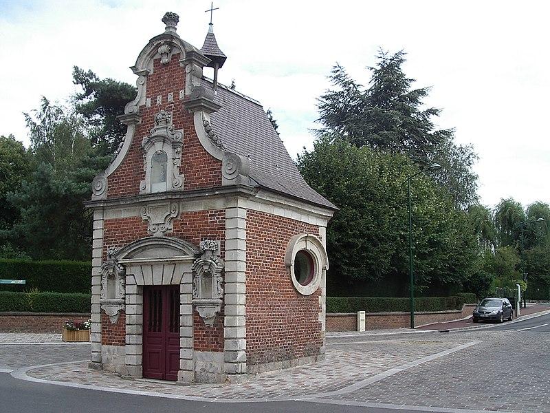 Photo du Monument Historique Chapelle Notre-Dame des Malades situé à Mouvaux