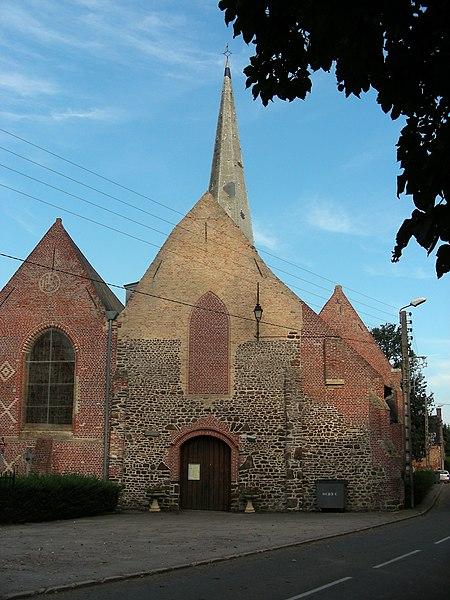 Photo du Monument Historique Eglise Saint-Omer situé à Ochtezeele