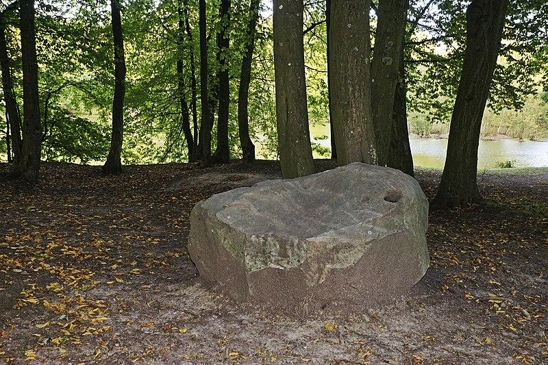 Photo du Monument Historique Polissoir situé à Ors