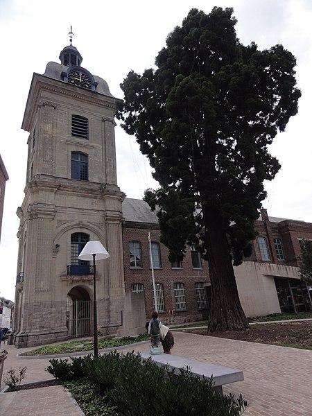Photo du Monument Historique Hôtel de ville situé à Quesnoy (Le)