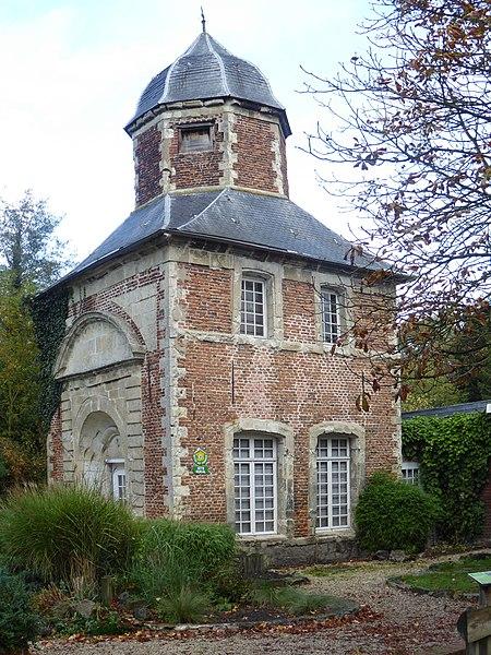 Photo du Monument Historique Château situé à Rieulay