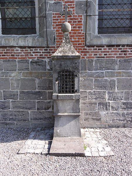 Photo du Monument Historique Chapelle Saint-Lienard et Notre-Dame-de-Messine situé à Saint-Hilaire-sur-Helpe
