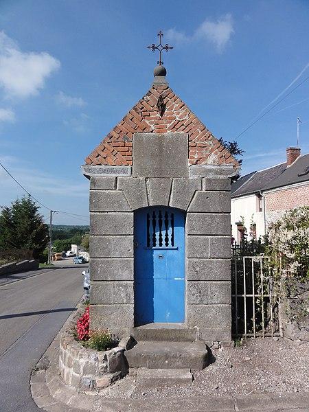 Photo du Monument Historique Chapelle Notre-Dame-des-Affligés situé à Saint-Hilaire-sur-Helpe