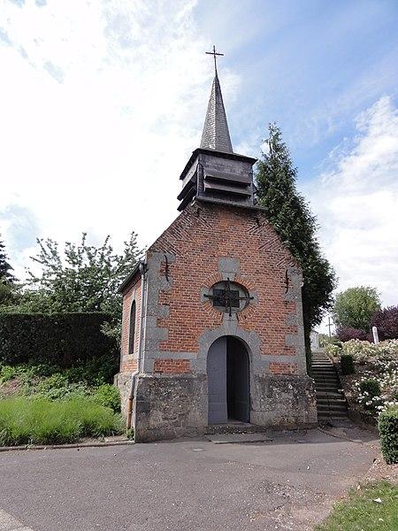 Photo du Monument Historique Chapelle Notre-Dame-de-Walcourt situé à Solre-le-Château