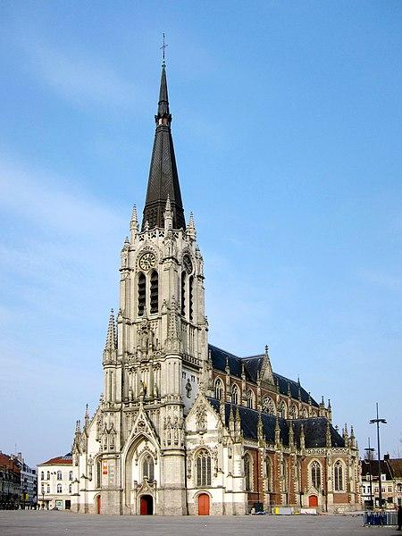 Photo du Monument Historique Eglise Saint-Christophe situé à Tourcoing