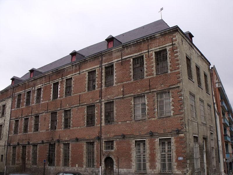 Photo du Monument Historique Ancien Mont-de-Piété situé à Valenciennes