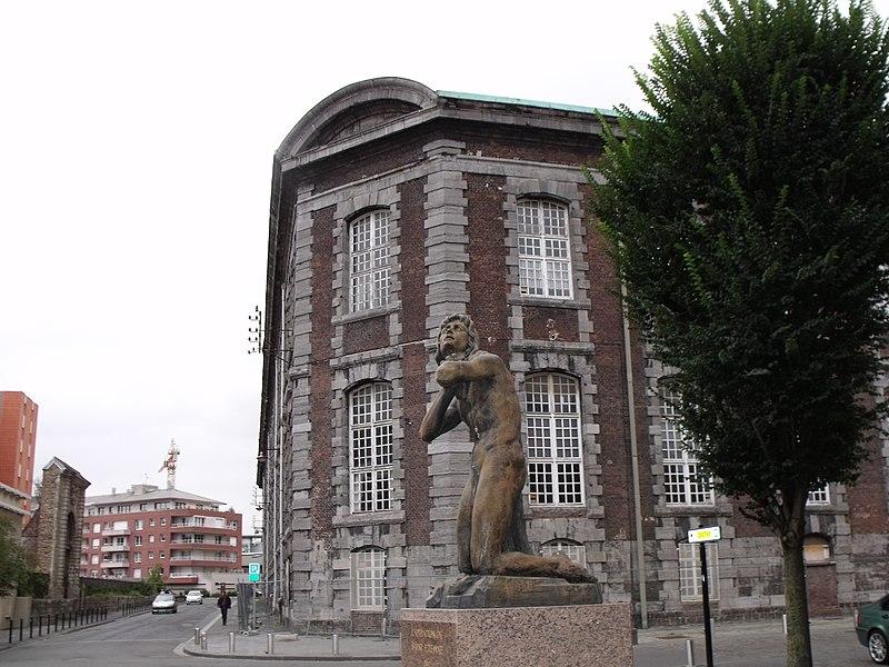 Photo du Monument Historique Hôpital général situé à Valenciennes
