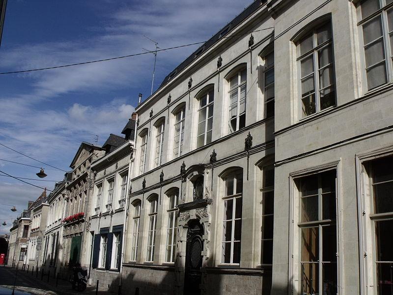 Photo du Monument Historique Immeuble situé à Valenciennes