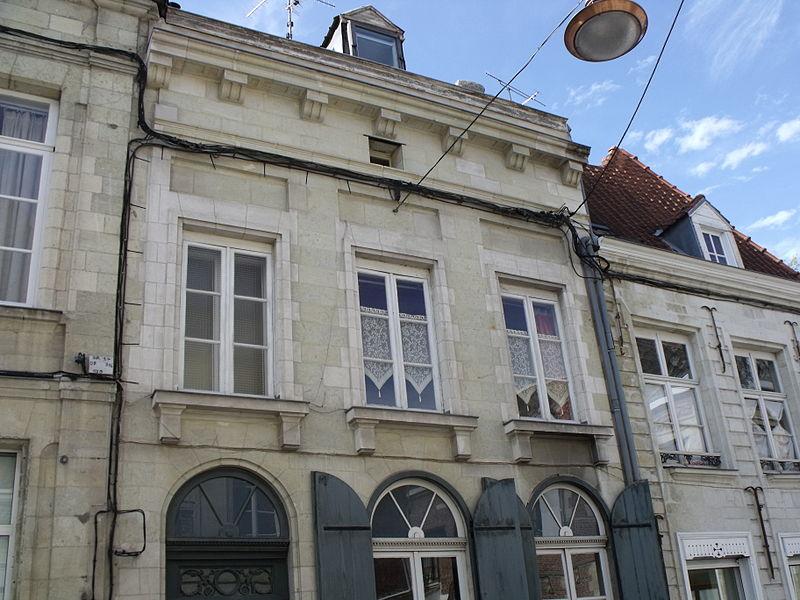 Photo du Monument Historique Maison situé à Valenciennes