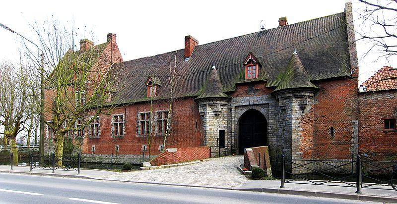 """Photo du Monument Historique Propriété dite """"Ferme des Templiers"""" situé à Verlinghem"""
