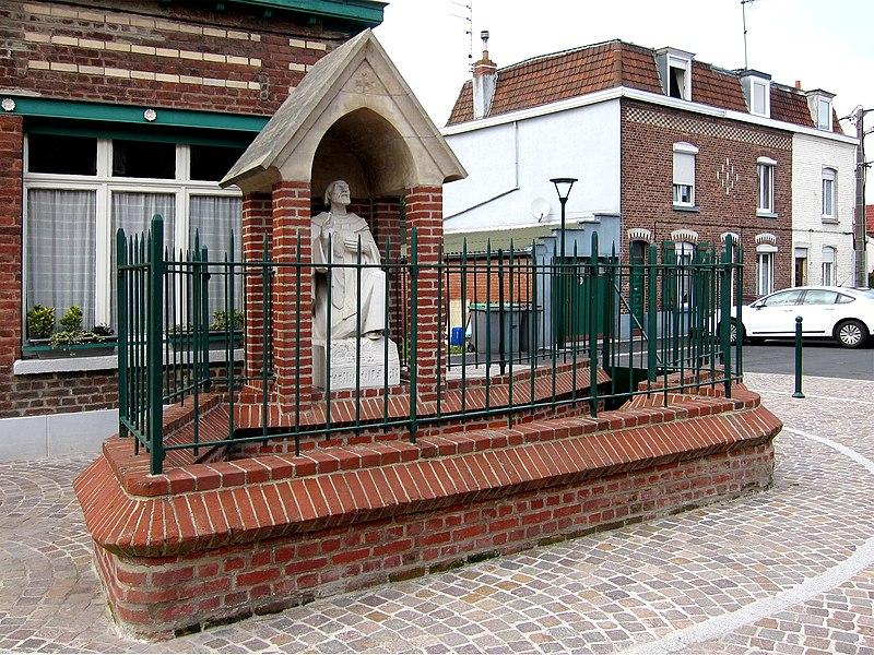 Photo du Monument Historique Fontaine Saint-Chrysole situé à Verlinghem
