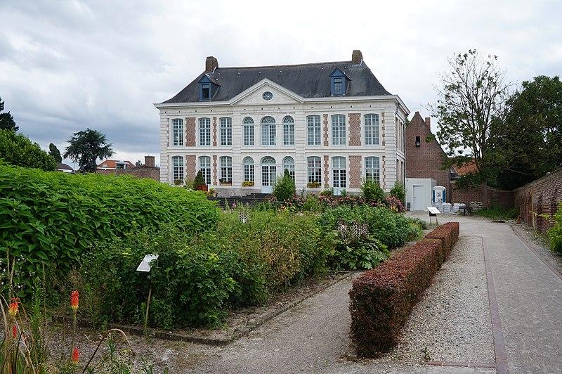Photo du Monument Historique Ancien hospice Gabrielle situé à Villeneuve-d'Ascq