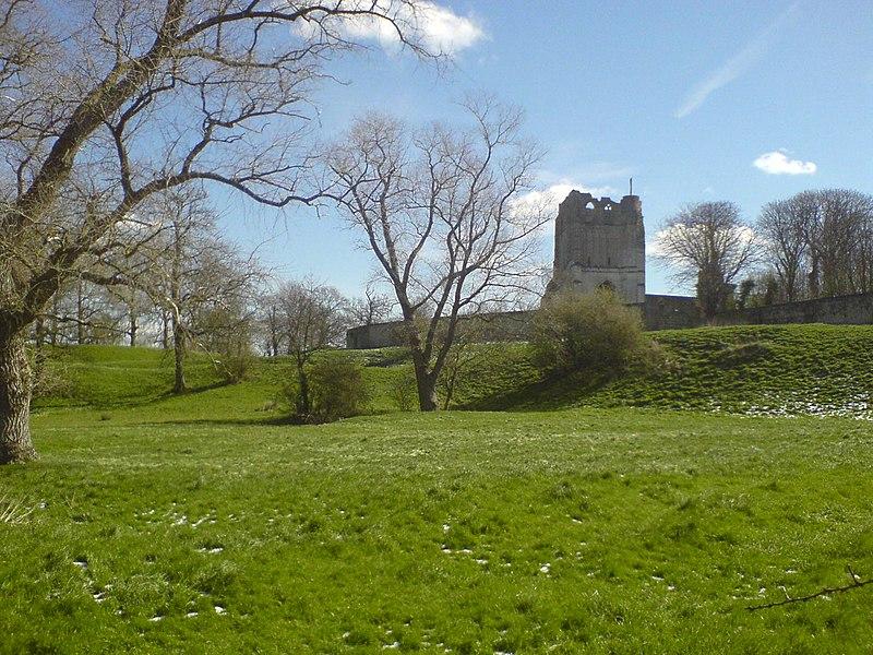 Photo du Monument Historique Abbaye situé à Watten