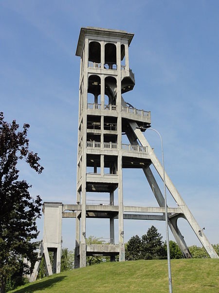 Photo du Monument Historique Ancienne fosse Dutemple situé à Valenciennes