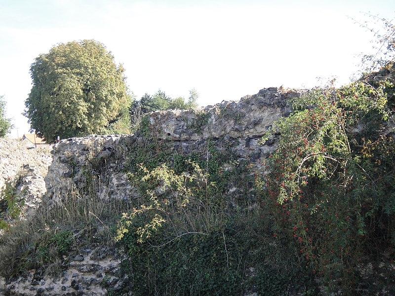 Photo du Monument Historique Enceinte médiévale situé à Bavay