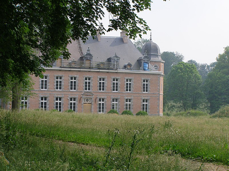 Photo du Monument Historique Château, actuellement musée du Scoutisme situé à Dourlers