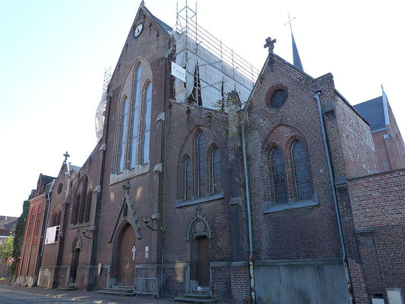 Photo du Monument Historique Eglise Saint-Joseph situé à Roubaix