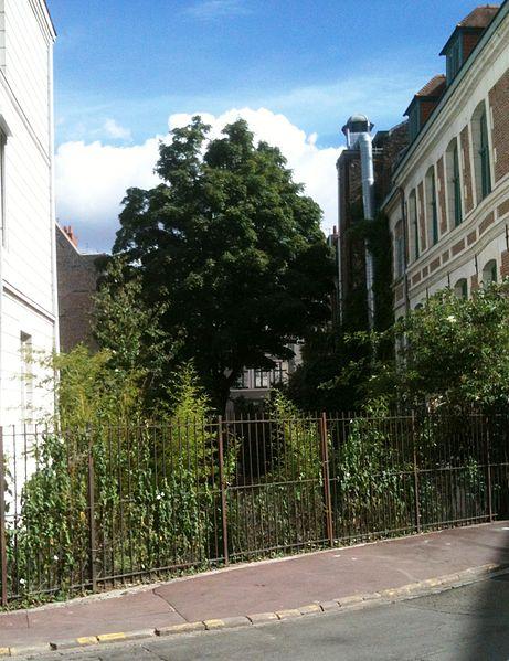 Photo du Monument Historique Ancien canal de la Baignerie situé à Lille