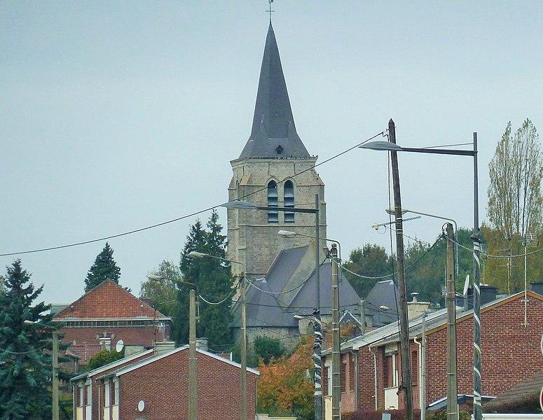 Photo du Monument Historique Eglise Saint-Rémi situé à Lewarde