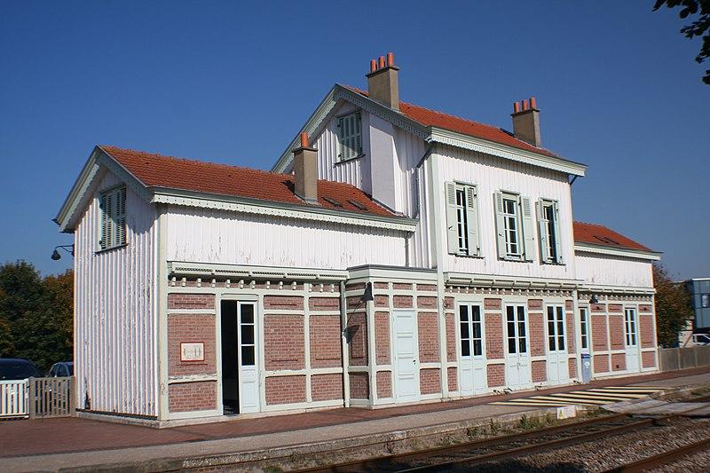 Photo du Monument Historique Gare situé à Gravelines