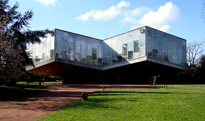 Photo du Monument Historique Jardin des Plantes situé à Lille