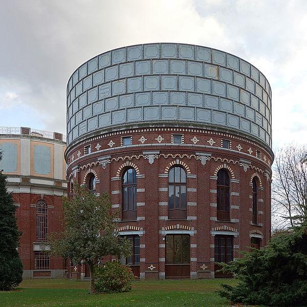 Photo du Monument Historique Réservoirs à eau du Huchon situé à Roubaix