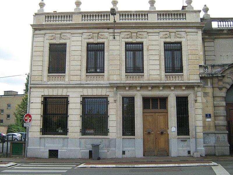 Photo du Monument Historique Banque Joire situé à Tourcoing