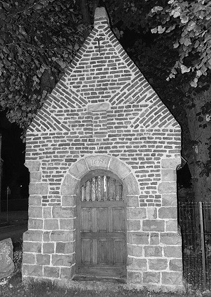 Photo du Monument Historique Chapelle Notre-Dame de Bonsecours situé à Ecaillon