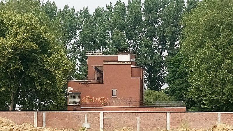 Photo du Monument Historique Maison d'industriel dite maison Dumont situé à Caudry