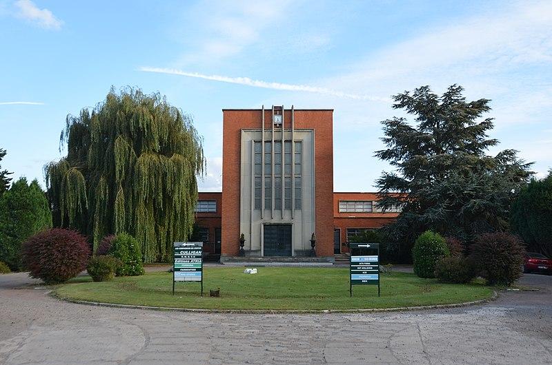 Photo du Monument Historique Ancienne filature dite Les Textiles de Douai situé à Douai