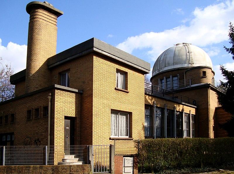 Photo du Monument Historique Observatoire de l'Institut de mathématiques appliquées et d'astronomie situé à Lille