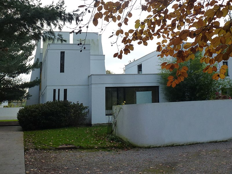 Photo du Monument Historique Ancien carmel situé à Villeneuve-d'Ascq