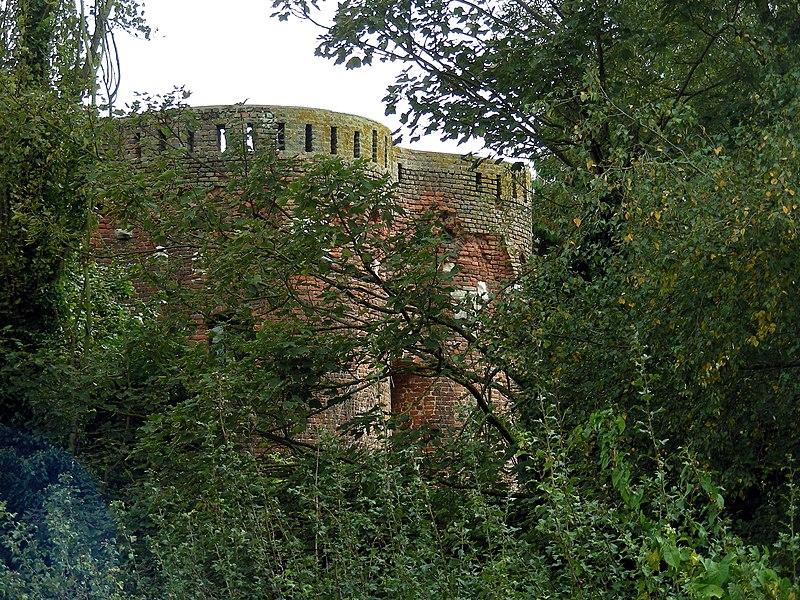 Photo du Monument Historique Ancien château de Wignacourt situé à Flêtre