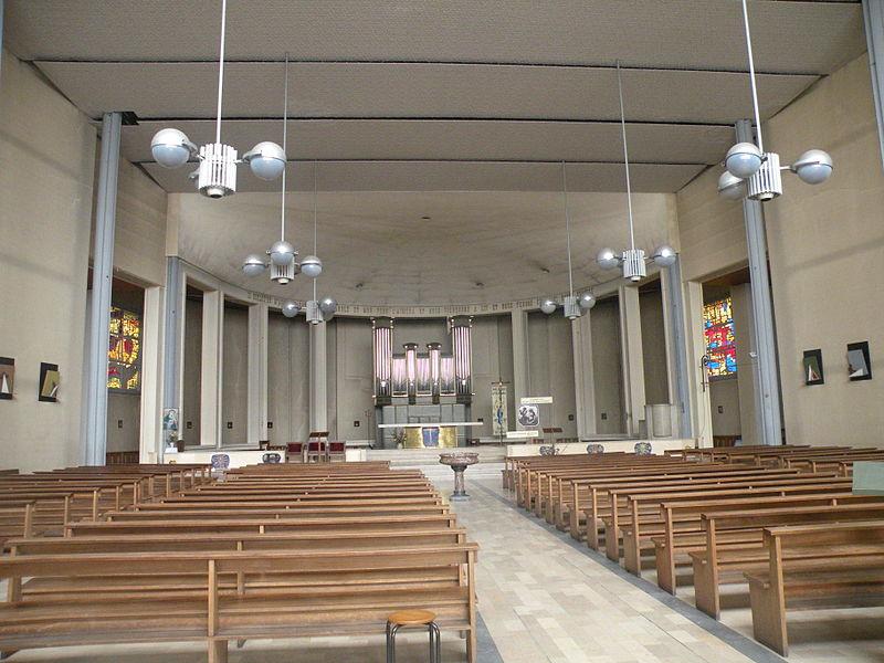 Photo du Monument Historique Eglise Saint-Pierre-Saint-Paul situé à Maubeuge