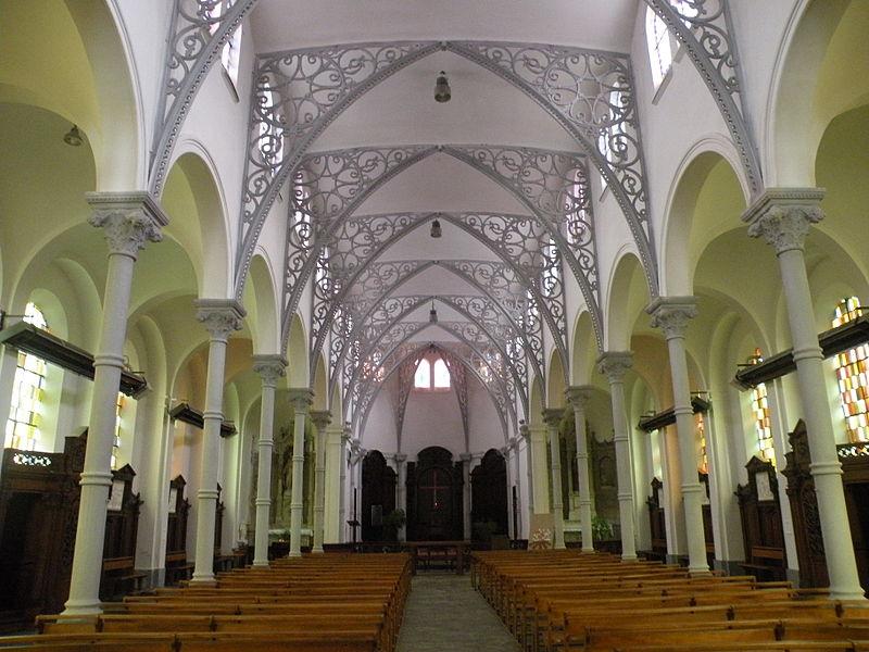 Photo du Monument Historique Eglise Notre-Dame du Tilleul ou église de Sous-le-Bois situé à Maubeuge