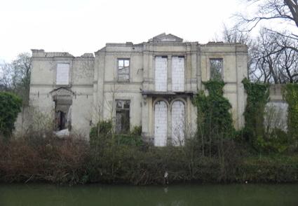 Photo du Monument Historique Maison de Edmond de Coussemaker situé à Bourbourg