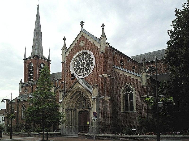 Photo du Monument Historique Eglise Saint-Martin situé à Croix