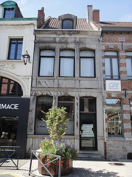Photo du Monument Historique Maison situé à Condé-sur-l'Escaut
