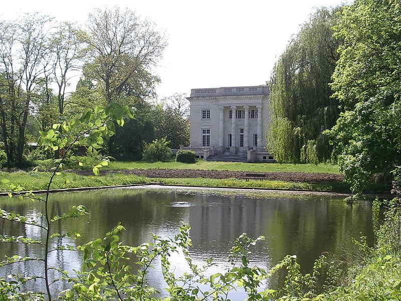 Photo du Monument Historique Château dit de l'Abbaye et parc de l'ancienne abbaye de Cysoing situé à Cysoing