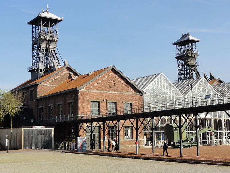 Photo du Monument Historique Centre Historique Minier de Lewarde (ancien site minier de la fosse Delloye de la compagnie des mines d'Aniche) situé à Lewarde