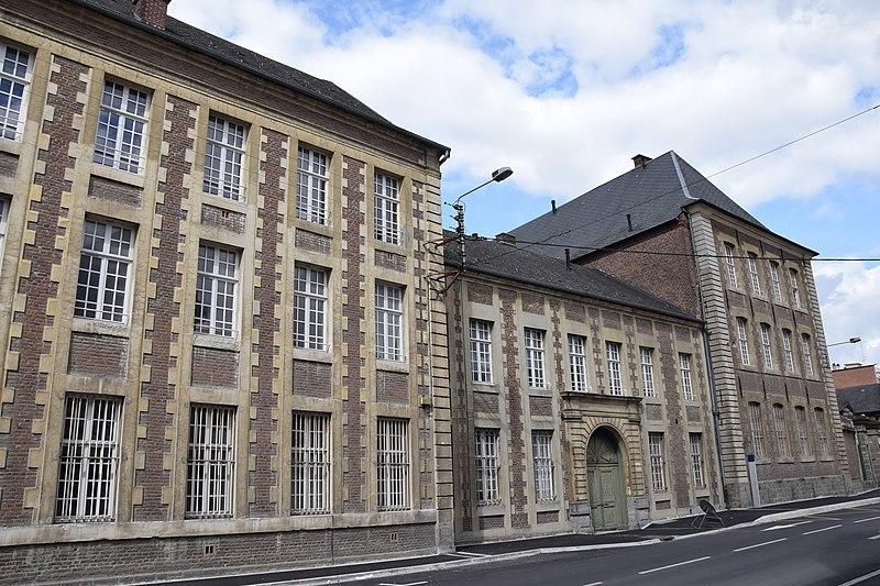 Photo du Monument Historique Ancien hôpital général situé à Cambrai