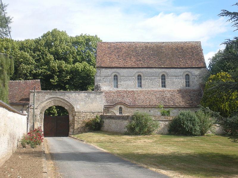 Photo du Monument Historique Ferme Saint-Rémy-l'Abbaye ou prieuré de Ronquerolles situé à Agnetz