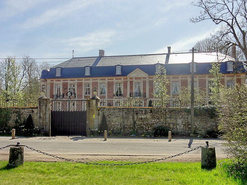 Photo du Monument Historique Château situé à Bailleul-sur-Thérain